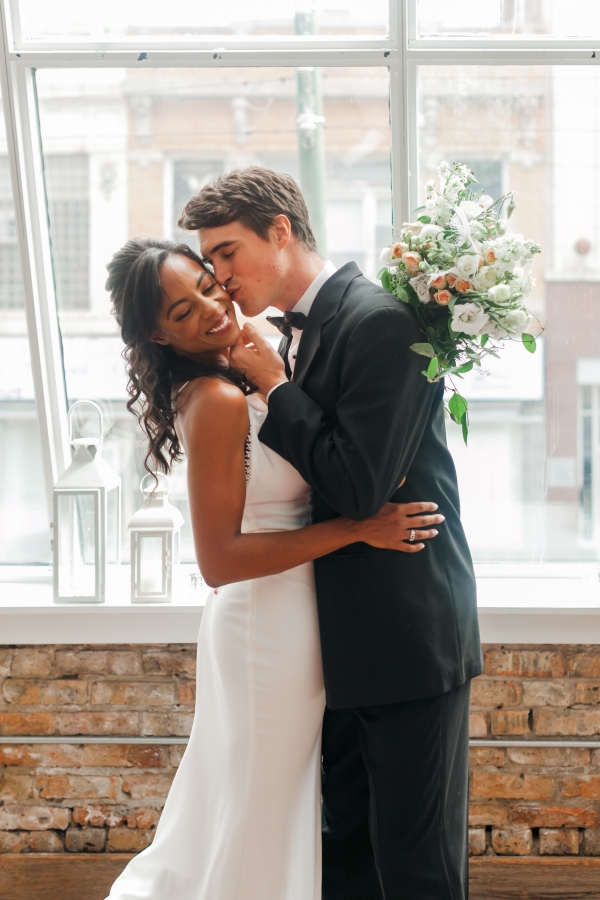 Chicago DL Loft Wedding Inspiration Janet D Photography (16)