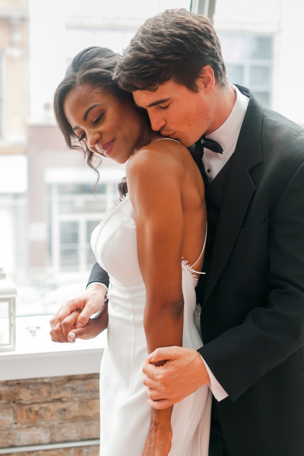 Chicago DL Loft Wedding Inspiration Janet D Photography (18)