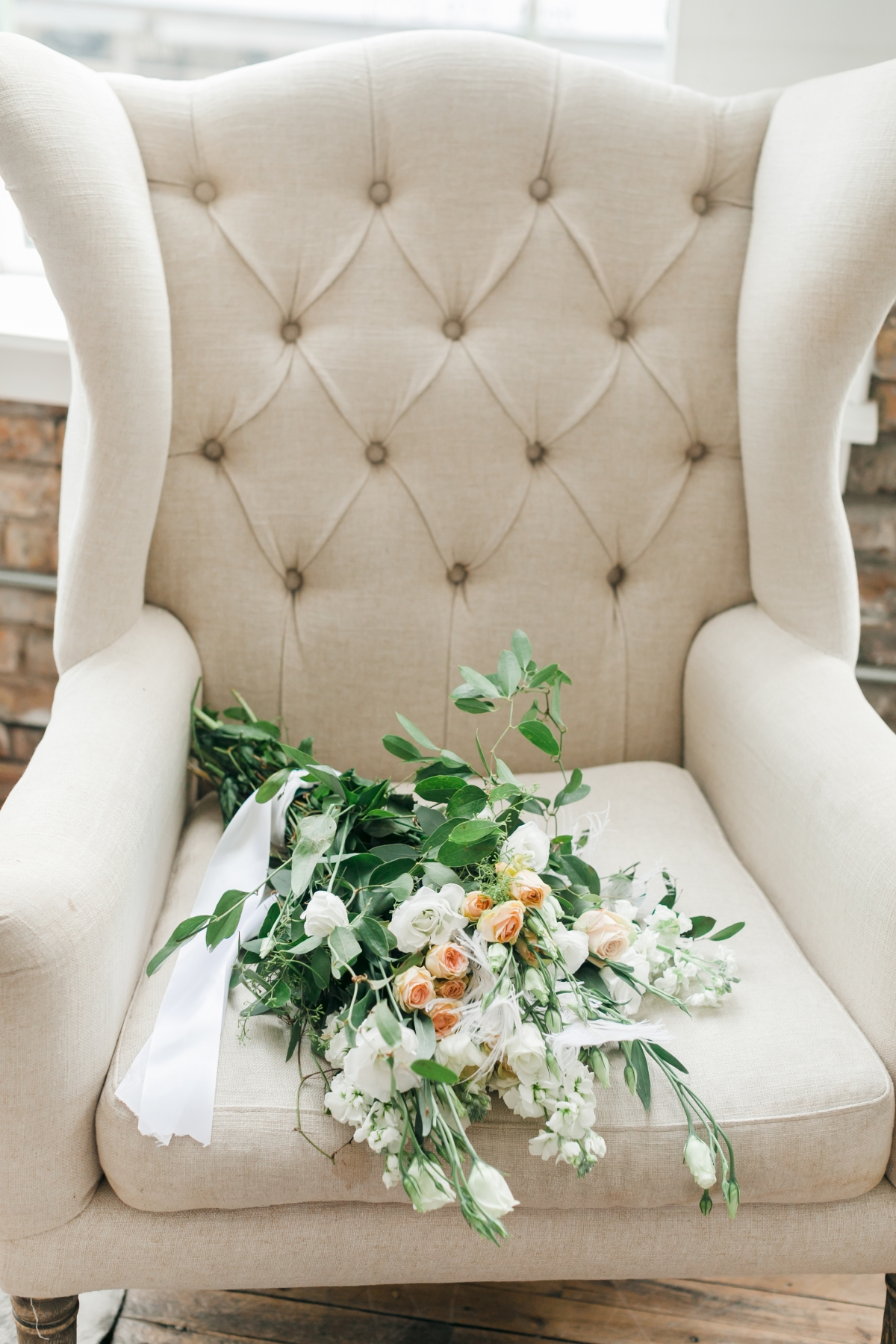 Chicago DL Loft Wedding Inspiration Janet D Photography 19