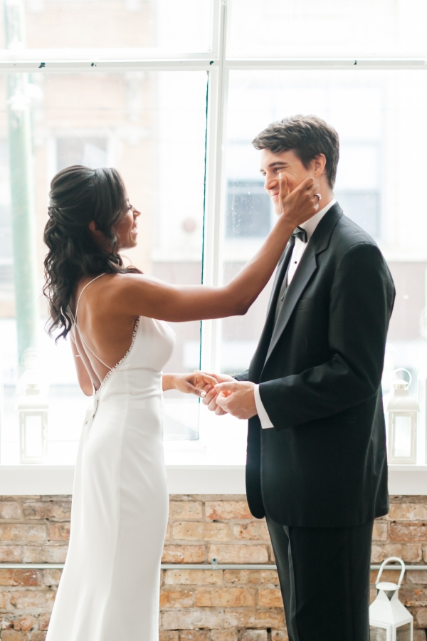 Chicago DL Loft Wedding Inspiration Janet D Photography (2)