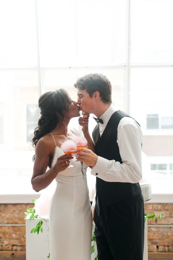 Chicago DL Loft Wedding Inspiration Janet D Photography (34)