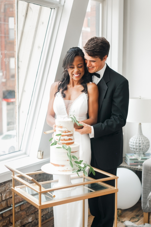 Chicago DL Loft Wedding Inspiration Janet D Photography (37)