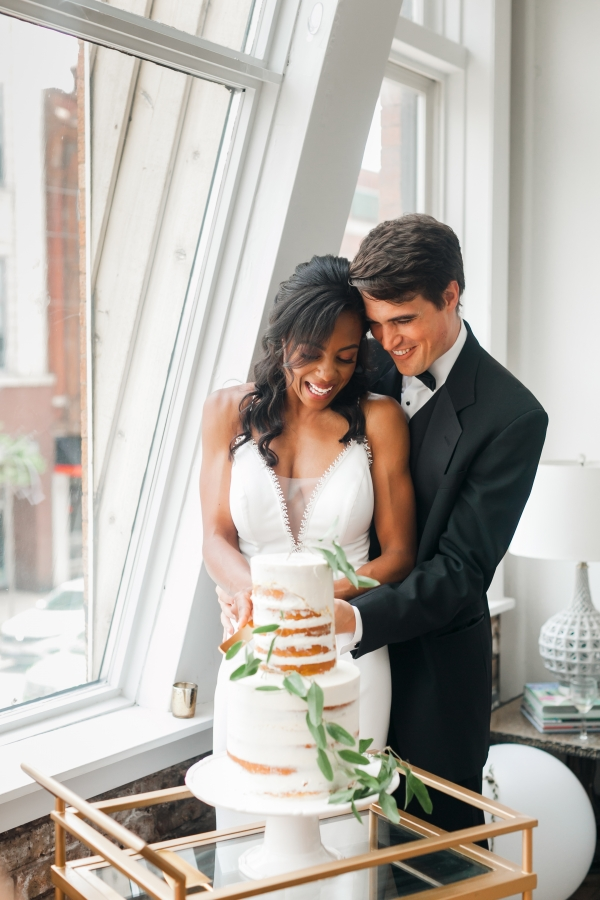 Chicago DL Loft Wedding Inspiration Janet D Photography (39)