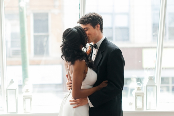Chicago DL Loft Wedding Inspiration Janet D Photography (4)