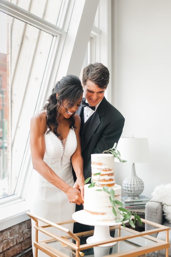 Chicago DL Loft Wedding Inspiration Janet D Photography (40)