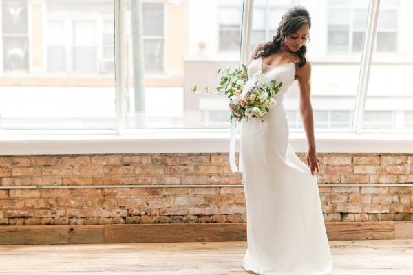 Chicago DL Loft Wedding Inspiration Janet D Photography (49)