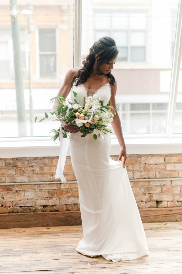 Chicago DL Loft Wedding Inspiration Janet D Photography (51)