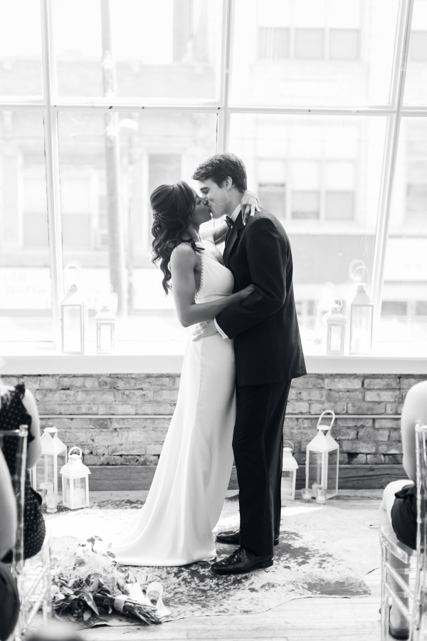 Chicago DL Loft Wedding Inspiration Janet D Photography (6)