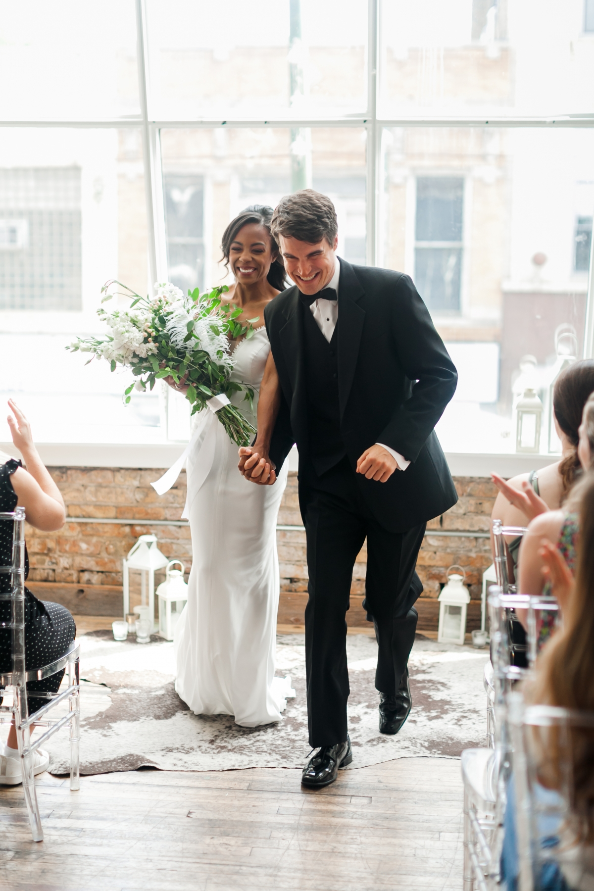 Chicago DL Loft Wedding Inspiration Janet D Photography 9