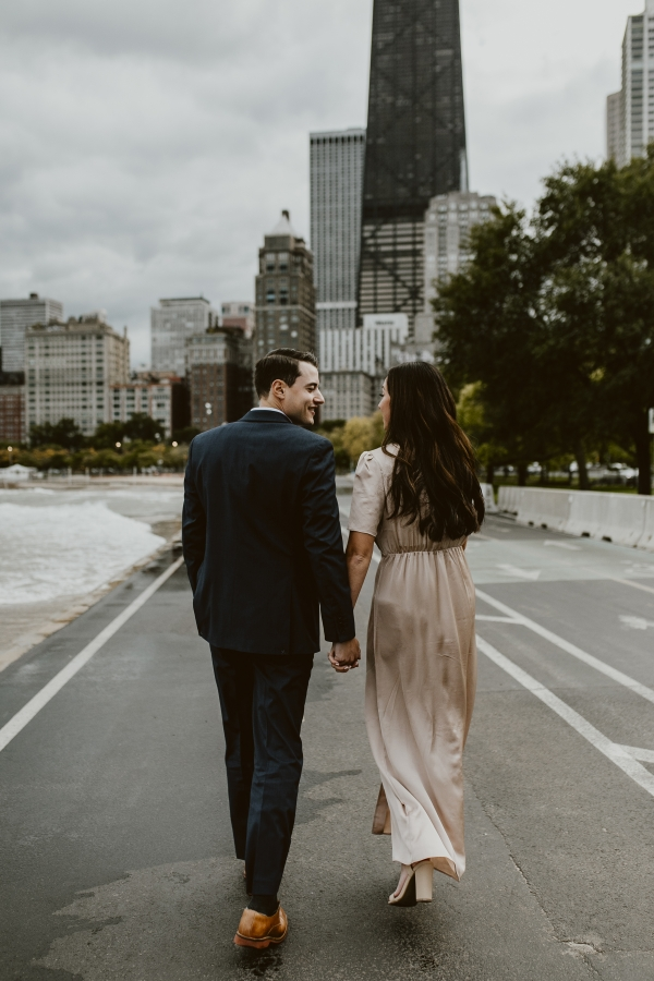 Chicago Lincoln Park Engagement Photos Uriel Photography (15)