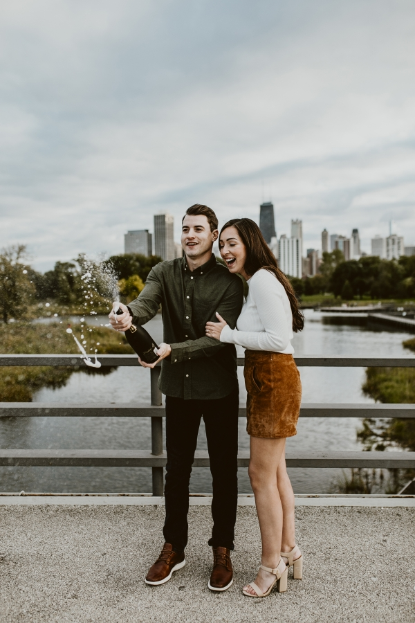 Chicago Lincoln Park Engagement Photos Uriel Photography (48)