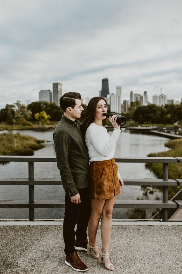 Chicago Lincoln Park Engagement Photos Uriel Photography (52)