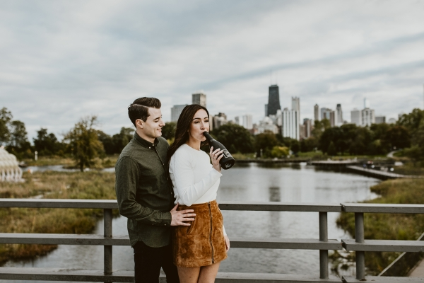Chicago Lincoln Park Engagement Photos Uriel Photography (53)