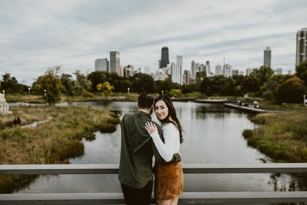 Chicago Lincoln Park Engagement Photos Uriel Photography (55)