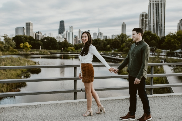 Chicago Lincoln Park Engagement Photos Uriel Photography (71)