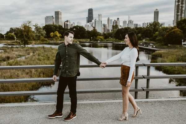 Chicago Lincoln Park Engagement Photos Uriel Photography (73)