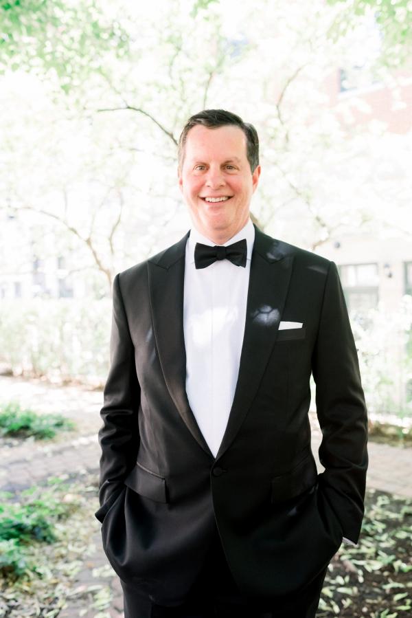 Elegant Black Tie Wedding Loyola University Chicago Tiffaney Childs (26)