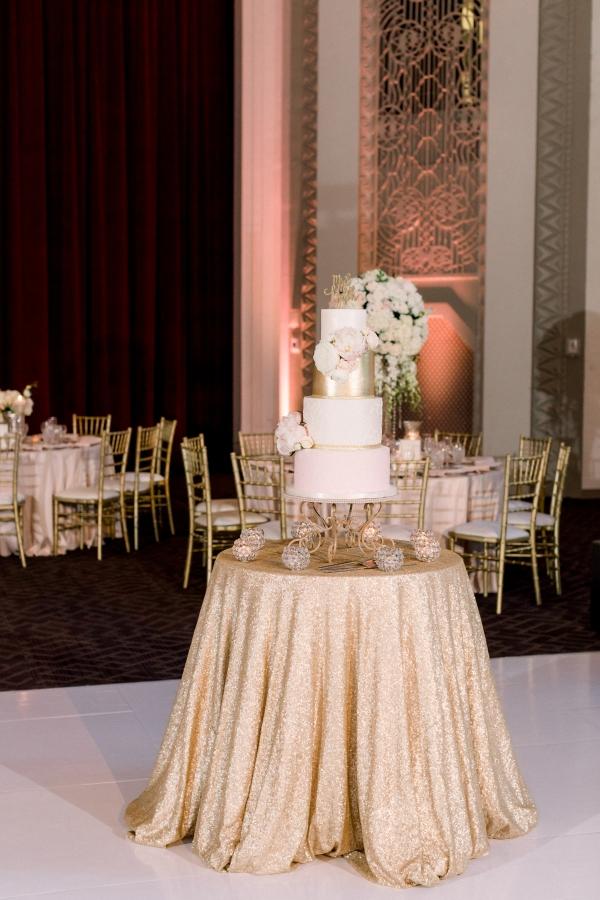 Elegant Black Tie Wedding Loyola University Chicago Tiffaney Childs (30)