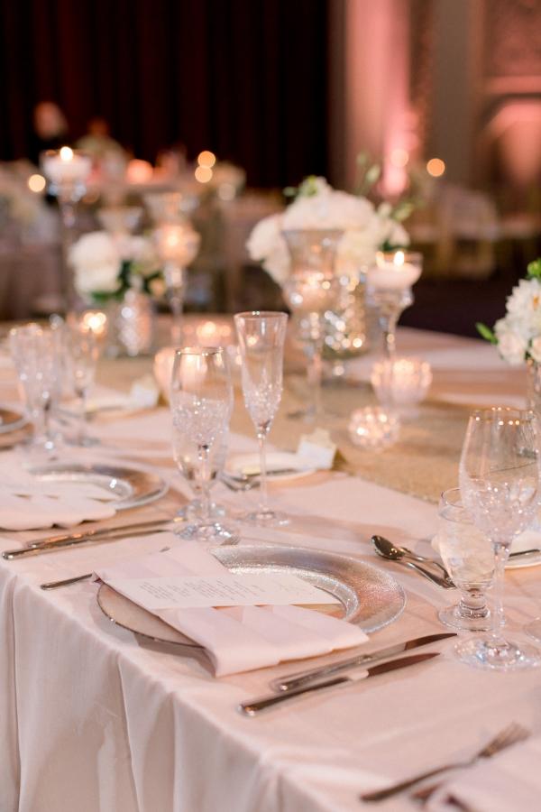 Elegant Black Tie Wedding Loyola University Chicago Tiffaney Childs (31)