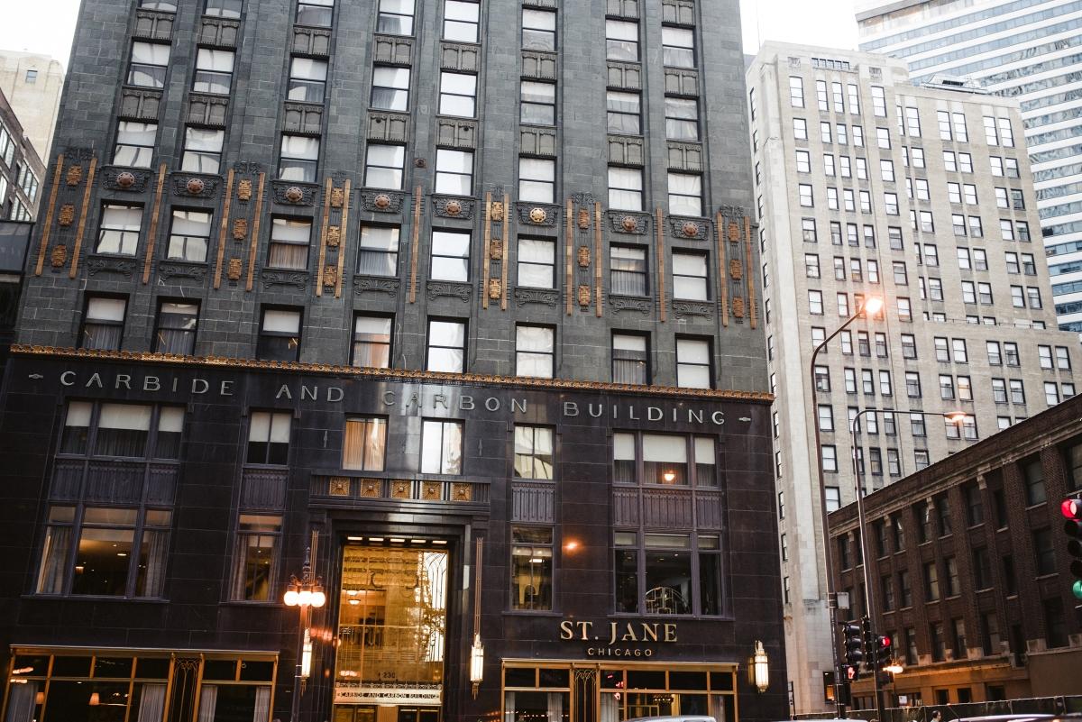Elegant Chicago Wedding St Jane Hotel