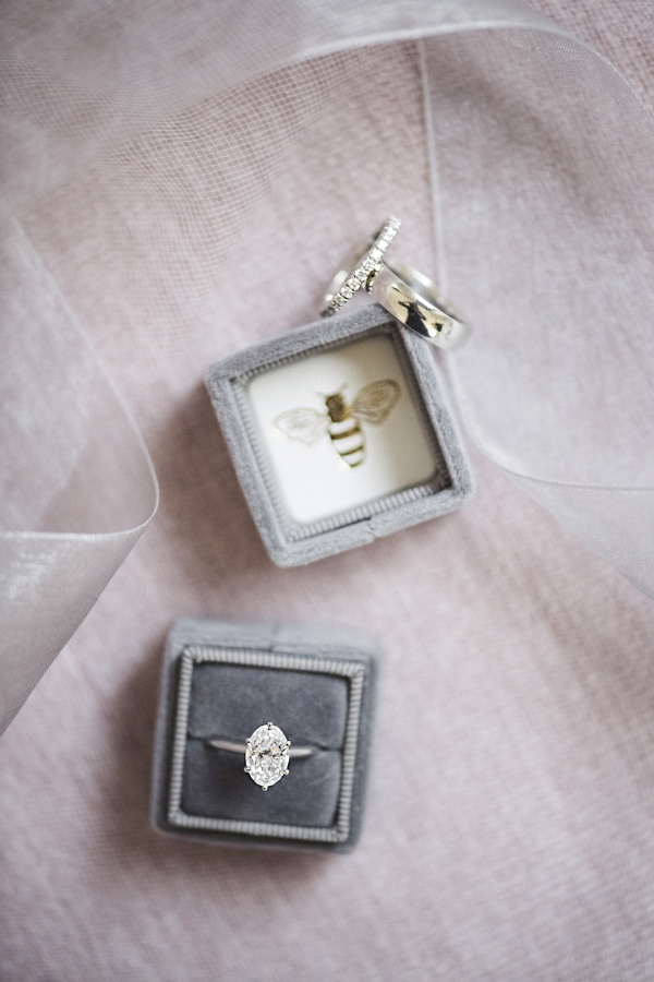 Silver Ring Box