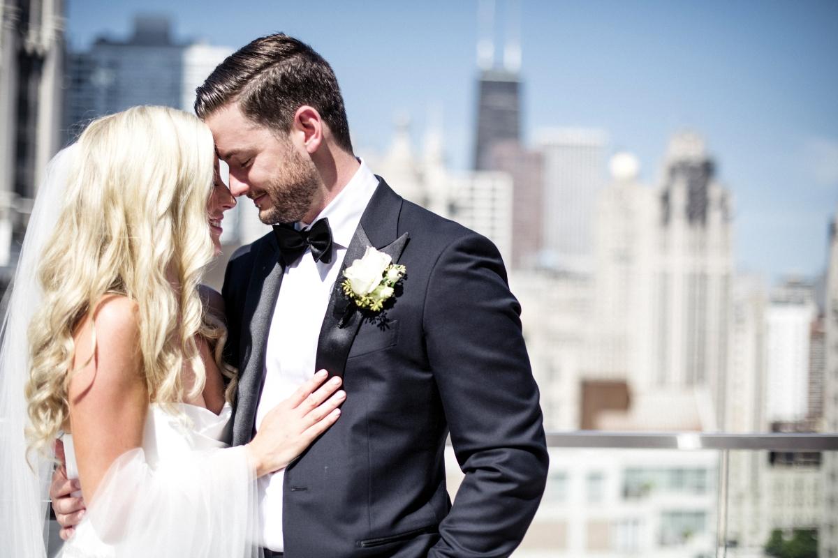 Chicago Wedding St Jane Hotel