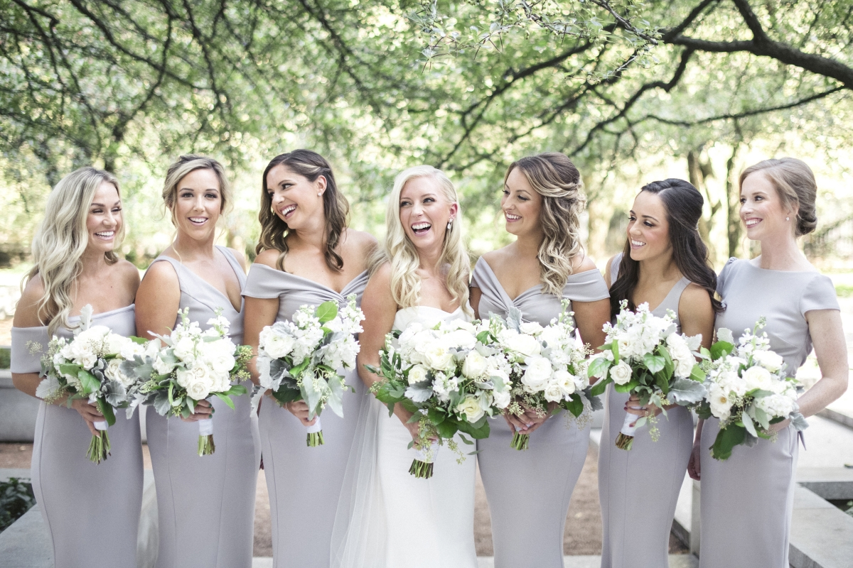 Chicago Bridesmaids in Katie May