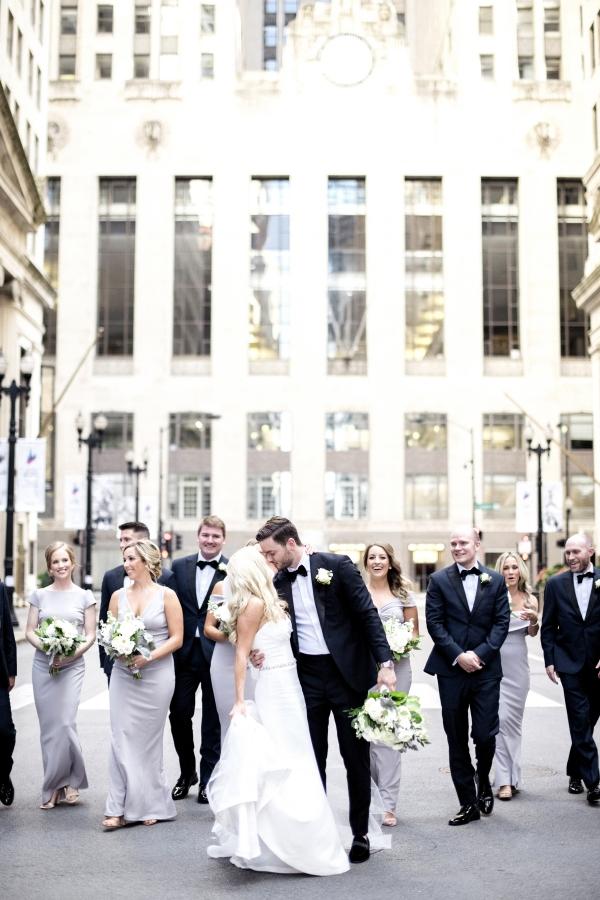 Elegant Chicago Wedding St Jane Hotel (84)