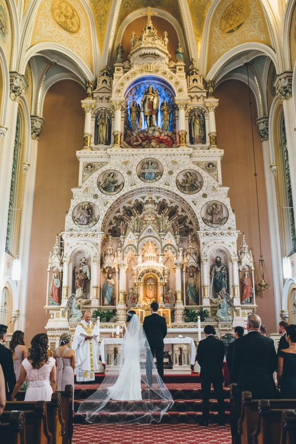 St Mikes Old Town Chicago Wedding