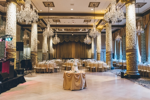 Drake Hotel Wedding Reception