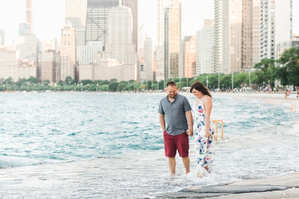 Lakefront Trail Chicago Engagement Session Janet D Photography (32)