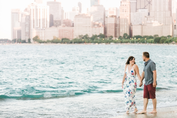 Lakefront Trail Chicago Engagement Session Janet D Photography (41)