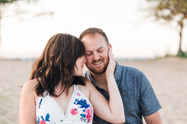 Lakefront Trail Chicago Engagement Session Janet D Photography (46)