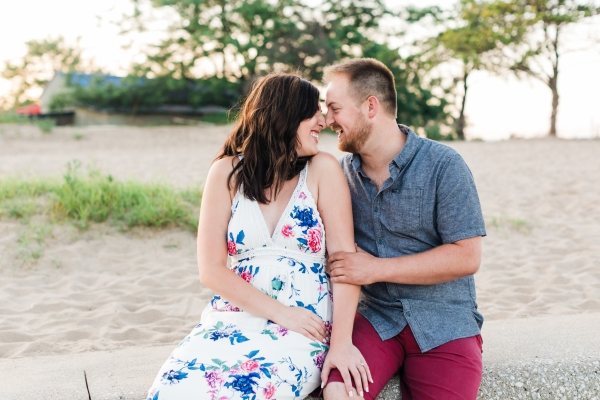 Lakefront Trail Chicago Engagement Session Janet D Photography (48)