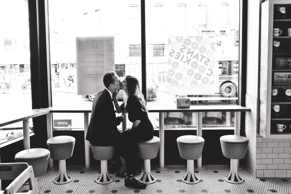 Stans Donuts Wicker Park Engagement Photos (5)