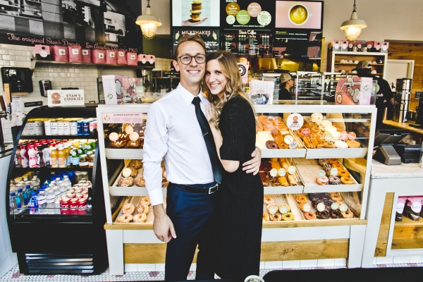 Stans Donuts Wicker Park Engagement Photos (7)