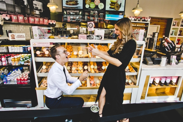 Stans Donuts Wicker Park Engagement Photos (8)