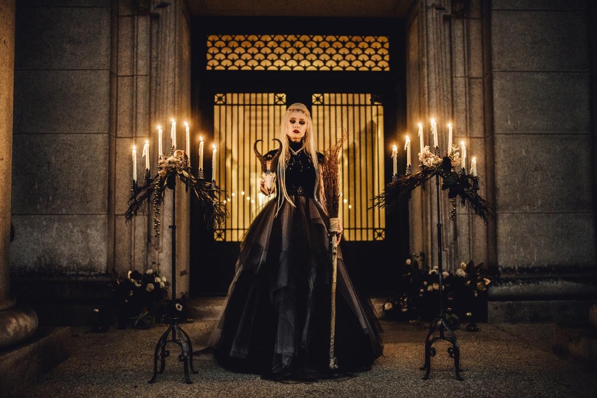 Wiccan Wedding Ideas Chicago Halloween
