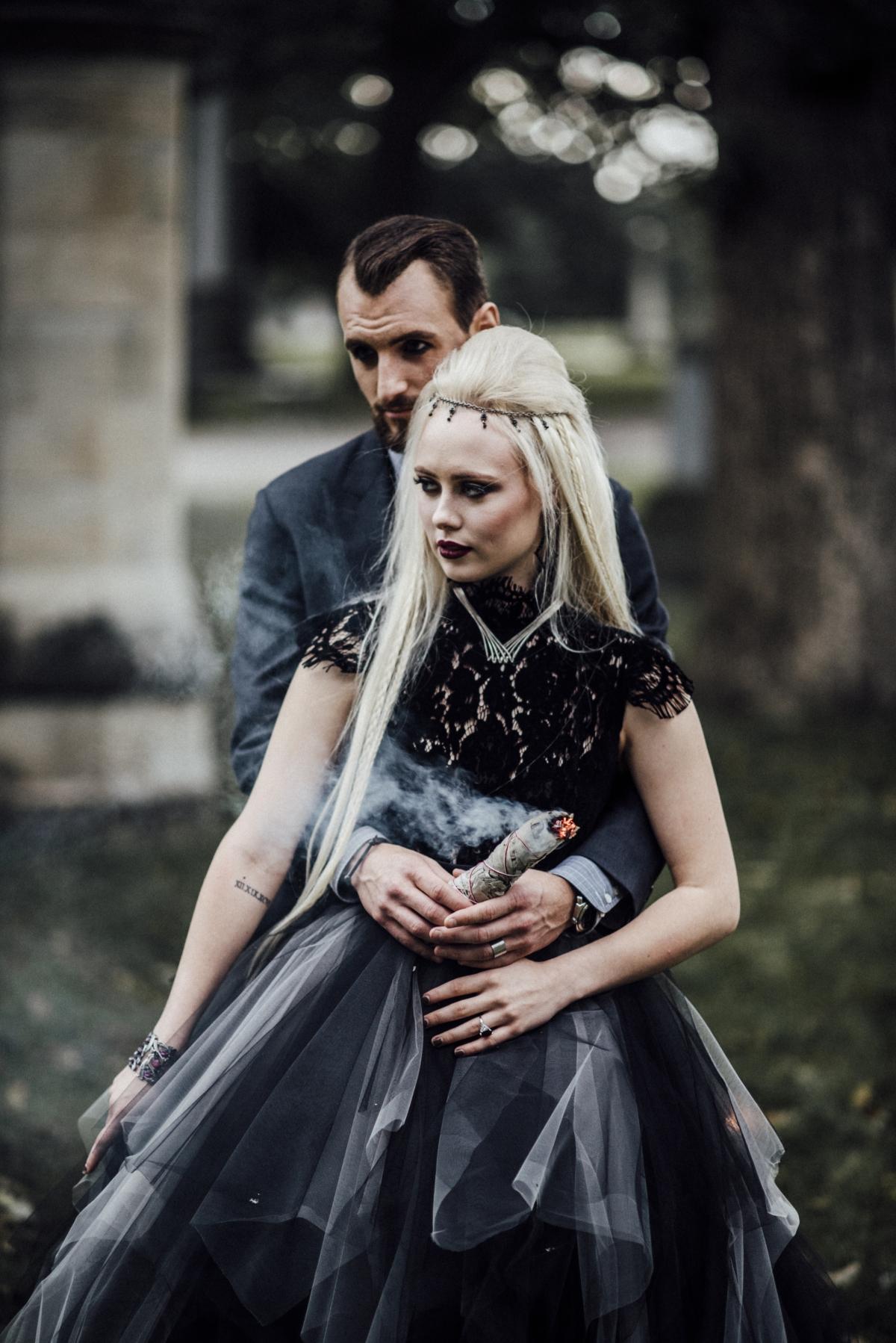 Wiccan Wedding Ideas Halloween Chicago