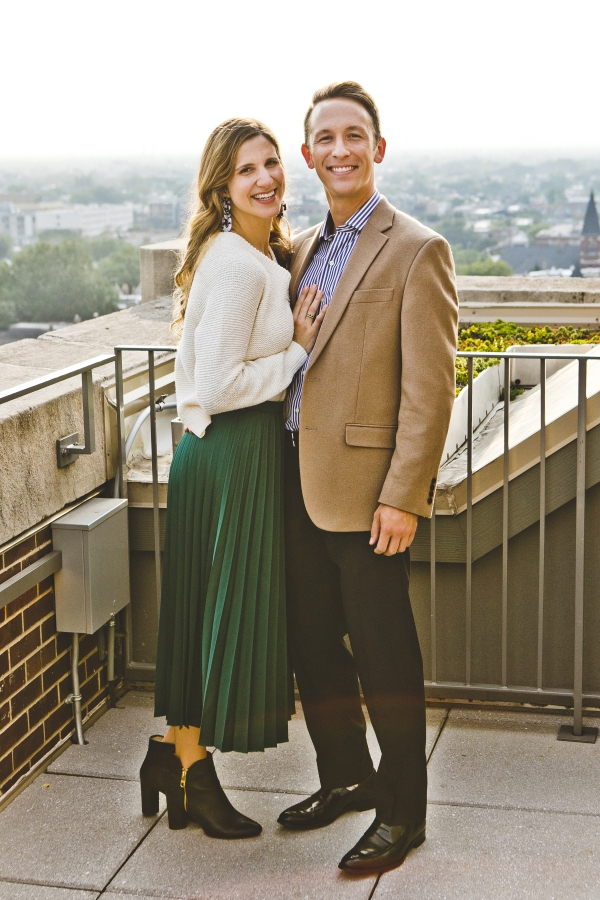 Wicker Park Chicago Engagement Session (11)
