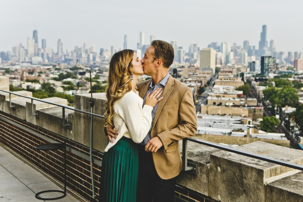 Wicker Park Chicago Engagement Session (15)