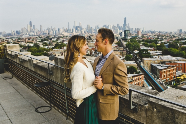 Wicker Park Chicago Engagement Session (17)