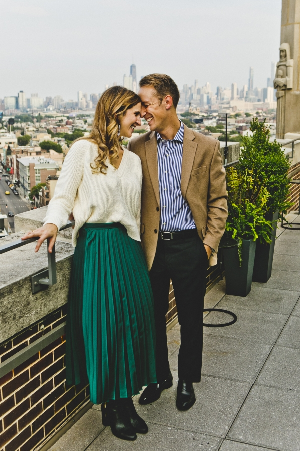 Wicker Park Chicago Engagement Session (18)