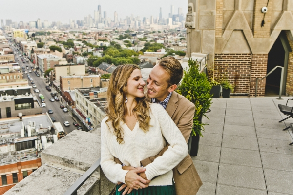 Wicker Park Chicago Engagement Session (23)