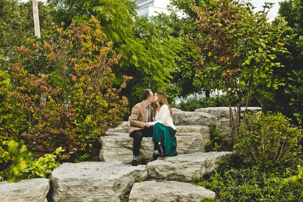 Wicker Park Chicago Engagement Session (32)