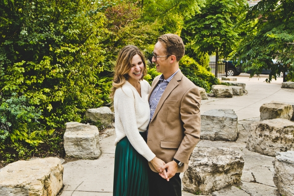 Wicker Park Chicago Engagement Session (34)