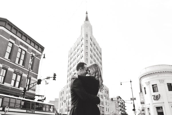 Wicker Park Chicago Engagement Session (7)