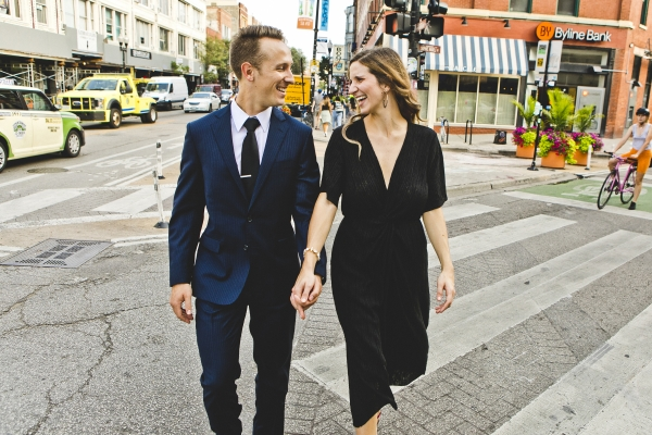 Wicker Park Chicago Engagement Session (9)