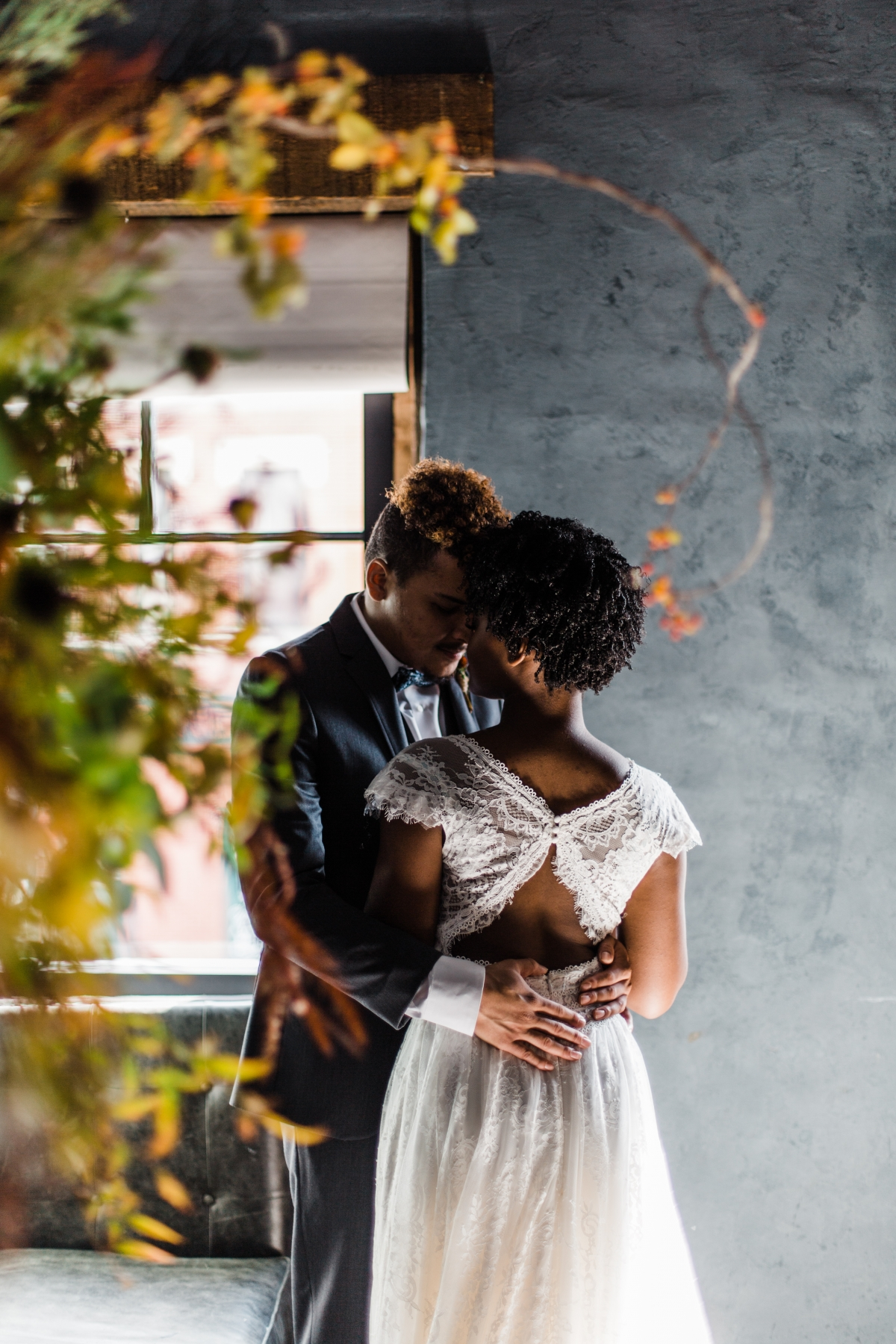 Chicago Fall Wedding Inspiration at The Dawson