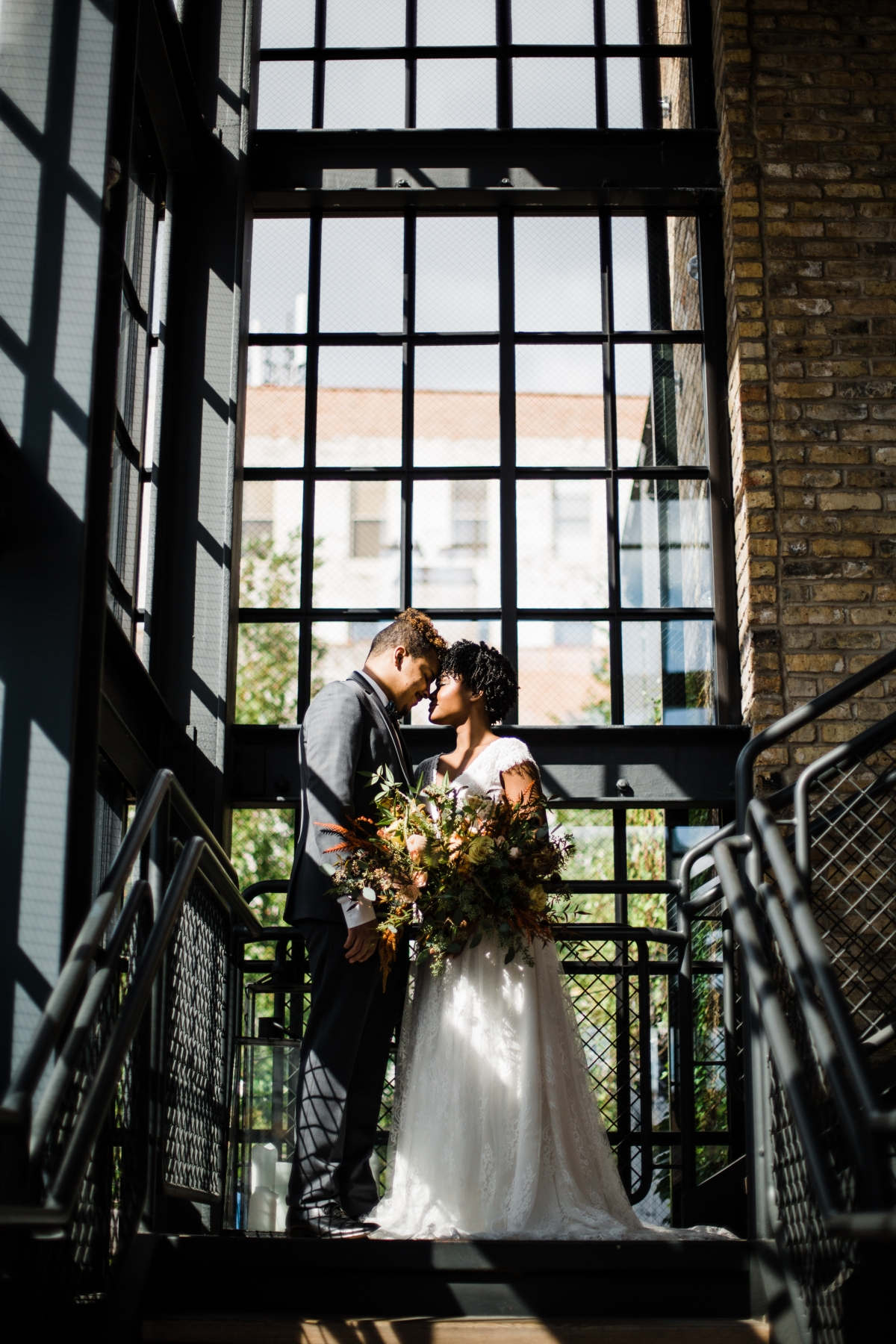The Dawson Chicago Wedding Inspiration